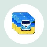 Camper themed gifts for camper owners icon