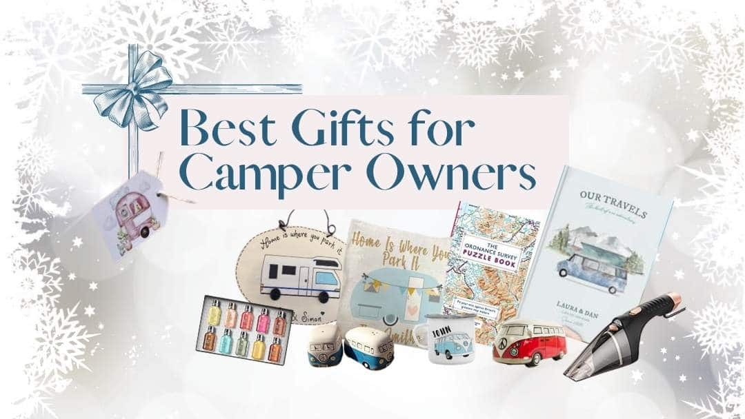 Gifts for camper owners header