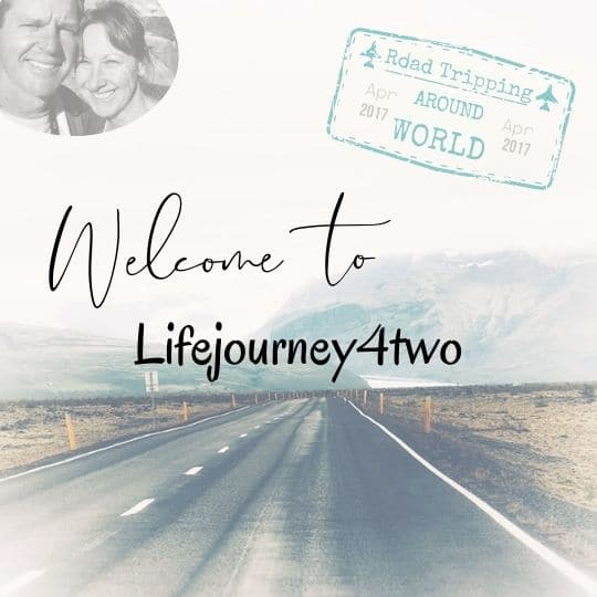 Welcome to lifejourney4two Header