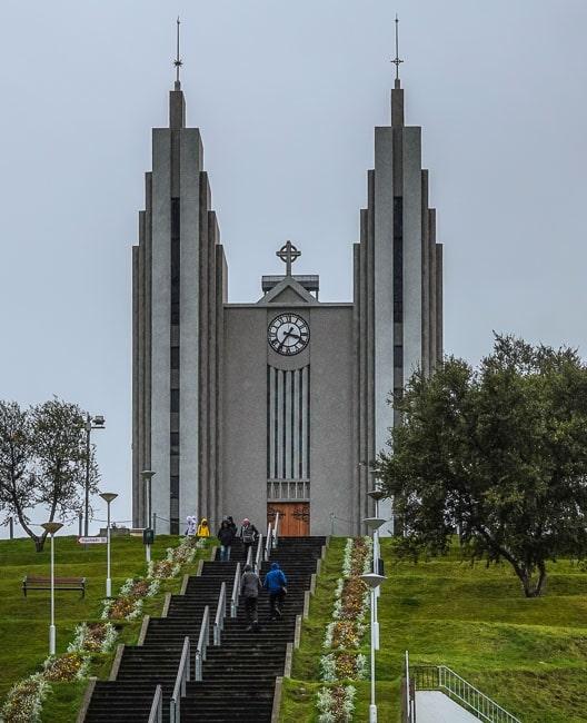 Akureyrarkirkja, Iceland