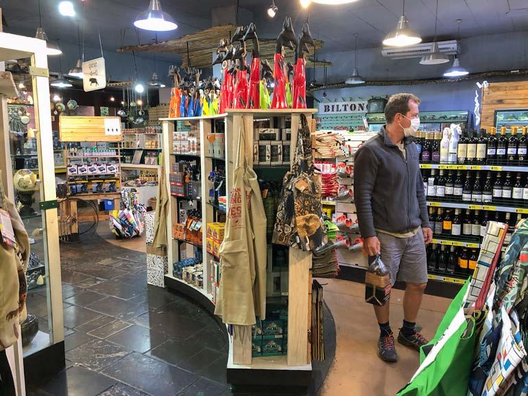 shop in Kruger