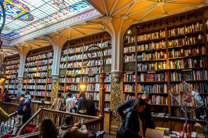 Lello-livraria-in-Porto