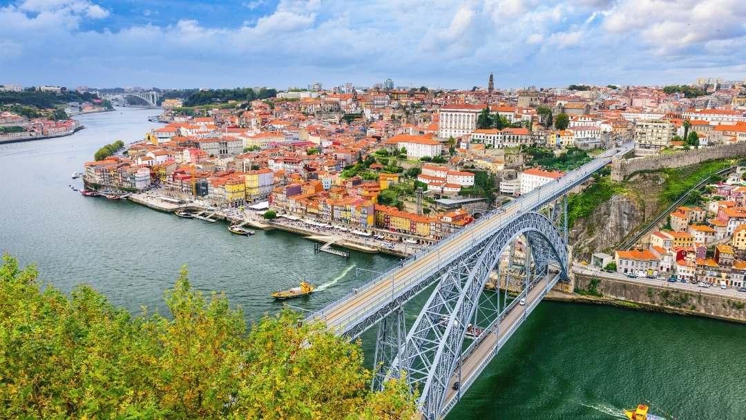 Luis I Bridge porto