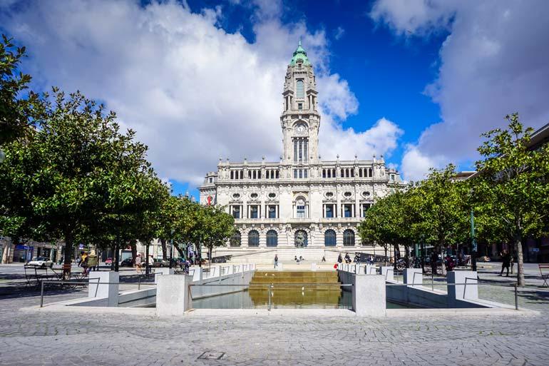 Porto-Town-hall