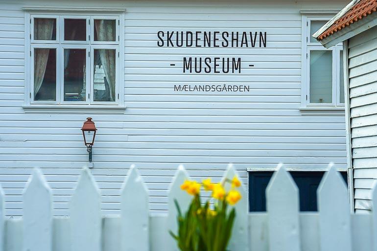 Maelandsgarden Msuem, Skudeneshavn