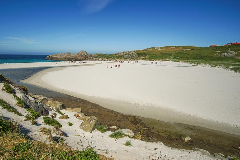 Sandve beach, Karmoy Norway