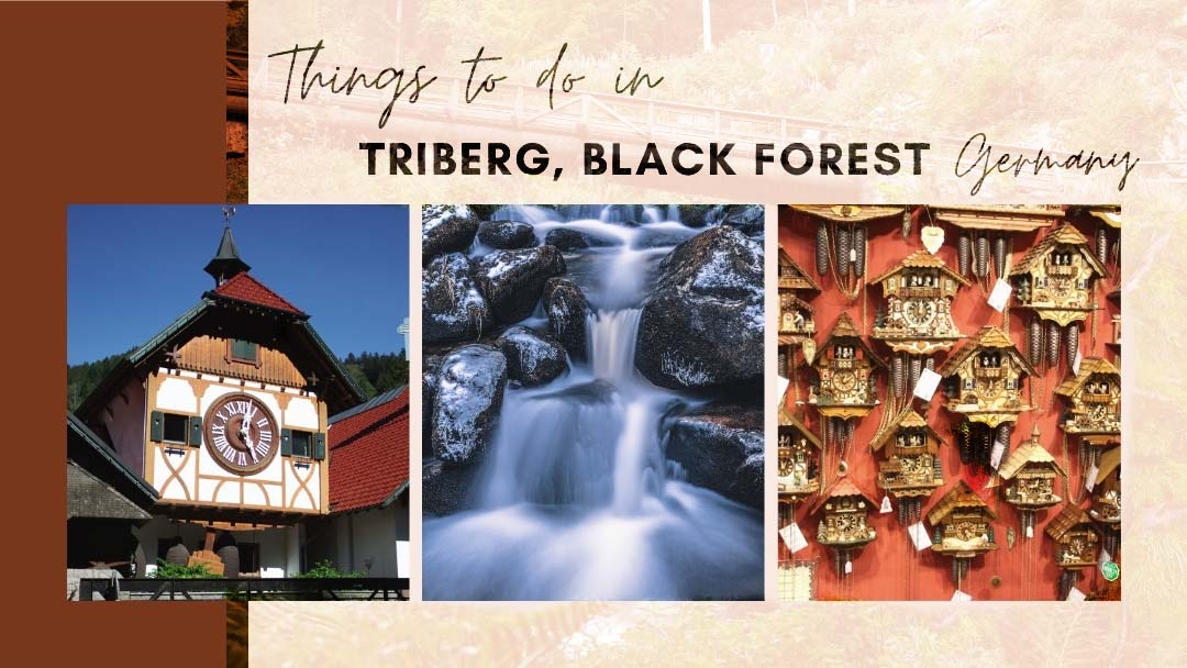 Triberg Germany: Ten Top Things to Do