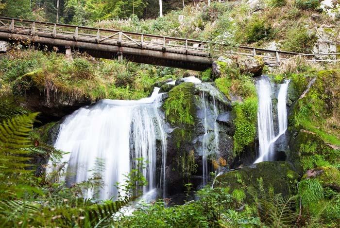 Triberg Germany waterfall